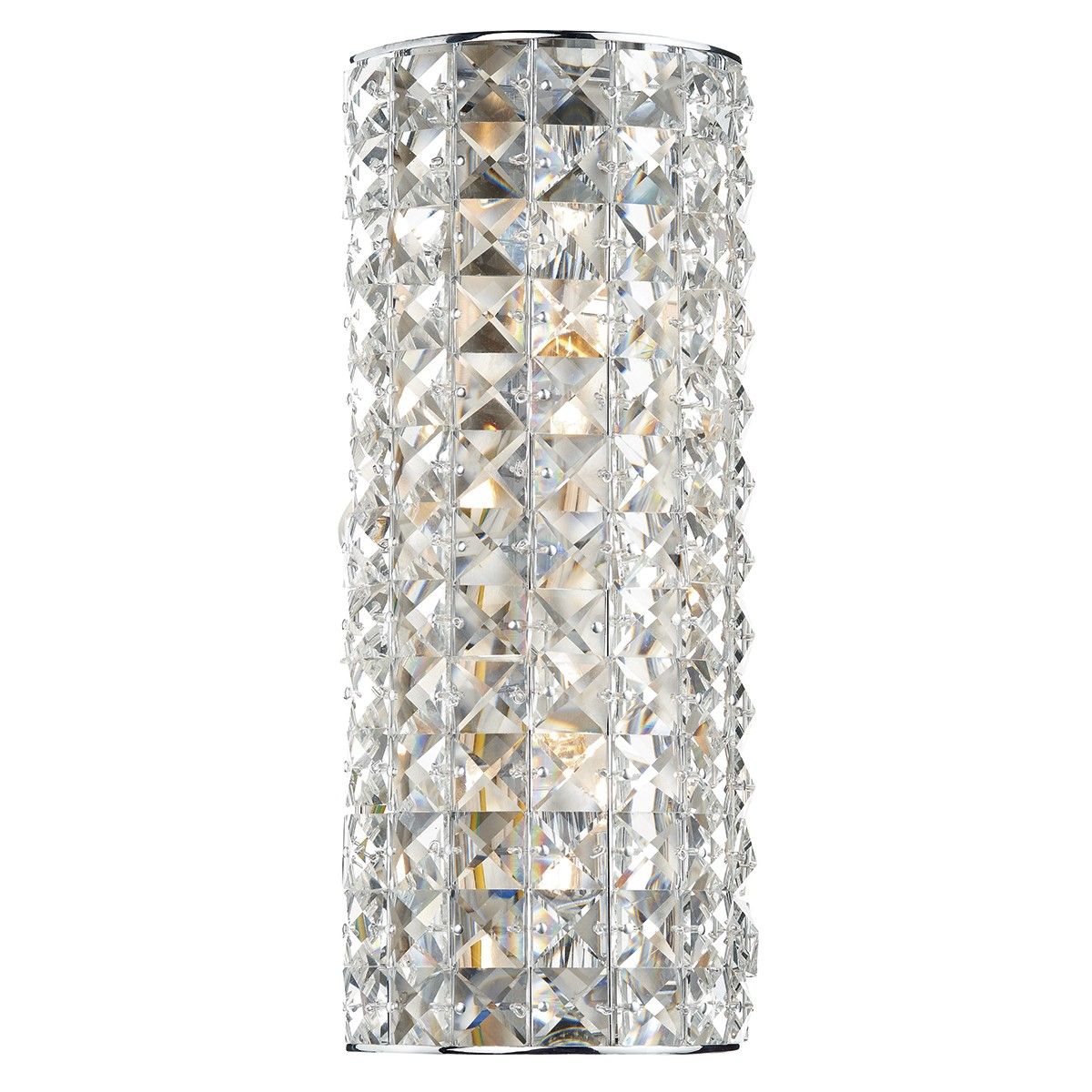 Shop By Style Modern Lighting Modern Wall Lights 2 Light Crystal Wall Bracket Pc