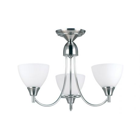 Shop by style traditional lighting traditional ceiling lights 1805 range 3 light dual mount ceiling fitting aloadofball Image collections